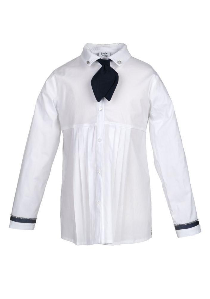 b3734ebce3e Купить Блузка+бант ALETTA для девочки AC888484ML